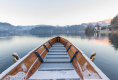 Blött Slovenien, Europa Fotografering för Bildbyråer