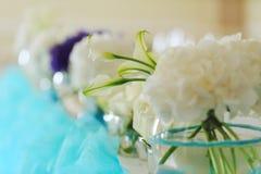 Blühen Sie Dekoration Stockbild