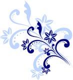 Blühen Sie Hintergrund Stockfoto