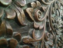 Blühen Sie strukturiertes gemacht von großem Baum Nortern-Teil von Thailand stockfotos