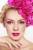 Blühende Schönheit stockfotos