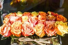 Blüht Blumenstrauß für spezielle Gefühle Stockbild