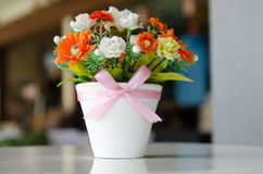 Blüht Dekoration Lizenzfreie Stockfotos