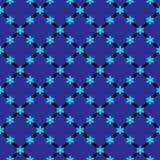 Blüht Hintergrund, nahtloses Muster Stockfotografie