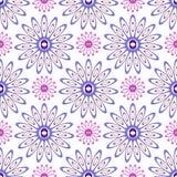 Blüht Pixelzusammenfassung Stockfoto