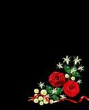 Blüht Rosen Stockfotografie