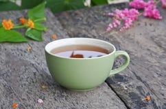 Blüht Tee Lizenzfreies Stockfoto