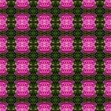 Blüte von Portulaca nahtlos stock abbildung
