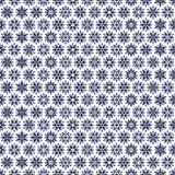 blå modell royaltyfri illustrationer