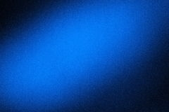 Blå bakgrund - abstrakt materielfoto Royaltyfria Bilder