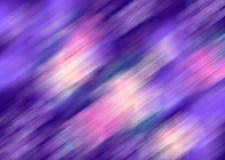 Blå bakgrund för suddighet för färgabstrakt begrepprörelse, hastighetssuddighetsbakgrund Arkivbilder