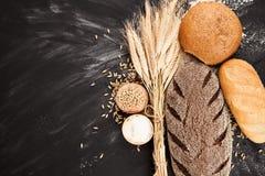 blé frais de pain Photographie stock libre de droits