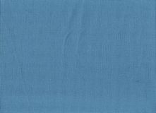 blå hessian Royaltyfria Foton