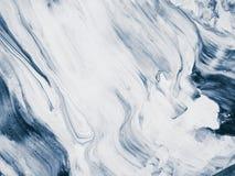 bl? marmortextur arkivbilder