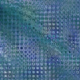 blå rastergrunge Arkivbild