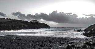 Bl-strand Royaltyfri Fotografi