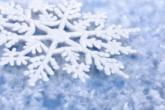 blå vinter för bakgrund Arkivfoto