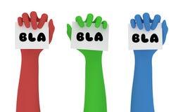 blA Imagen de archivo libre de regalías