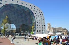 Blaak markt in Rotterdam Royalty Free Stock Photos