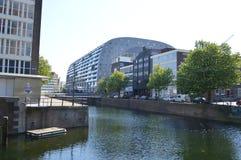 Blaak markt in Rotterdam Royalty Free Stock Image