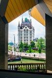 Blaak, Rotterdam, Países Bajos Imagen de archivo