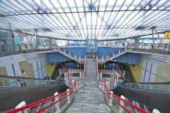 Blaak Station, Rotterdam Royalty Free Stock Image