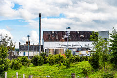 BLACFORD, PERTHSHIRE, SCOTLAND, UK, September 16, 2016 Machinery Royalty Free Stock Images