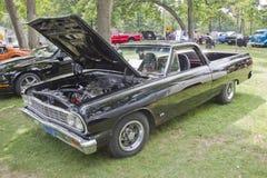 Black 1964 Chevy El Camino Royalty Free Stock Image