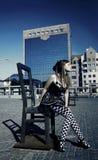 black 4 mer än white Royaltyfria Bilder