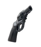 Black 9mm gun Stock Photo