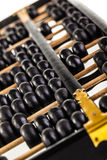 Black Abacus Royalty Free Stock Image