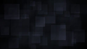 Black abstract background of blurry squares Royalty Free Stock Photos