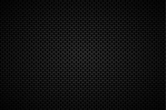 Black abstract background with grey rectangles and frames. Modern vector illustration, black metallic wallpaper Royalty Free Stock Images
