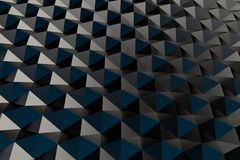 Black abstract background Royalty Free Stock Photo
