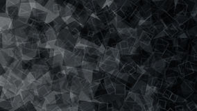 Black abstract background of squares. Abstract background of squares in black colors Stock Photography