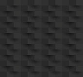 Black abstract background vector. Royalty Free Stock Photo