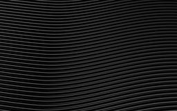 Black abstract image of lines background. 3d render. Ing Stock Images