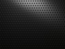 Black abstract metall background Royalty Free Stock Images