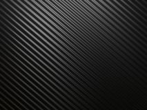 Black abstract metall background Stock Images
