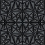Black abstract texture Royalty Free Stock Images