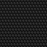 Black abstract texture. Seamless vector texture. Royalty Free Stock Photography