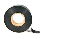 Black adhesive tape Royalty Free Stock Photos