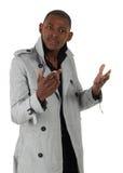 Black African Businessman Stock Image