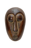 Black african mask Stock Photo