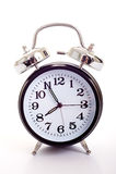 Black Alarm Clock royalty free stock photo