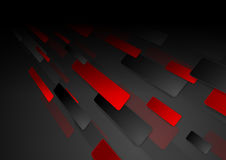 Free Black And Red Hi-tech Abstract Background Royalty Free Stock Image - 99086376