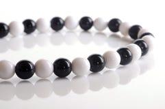 Black And White Bracelet Royalty Free Stock Image