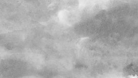 Free Black And White Shades Watercolor Background. Abstract Gray Ink Effect Water Color Illustration Stock Images - 158969624
