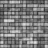 Black And White Tile Texture Royalty Free Stock Image