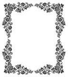 Black And White Vintage Frame Stock Photos
